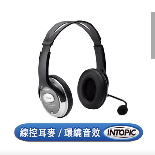 Jazz Intopic 358全罩式耳機#交換最划算