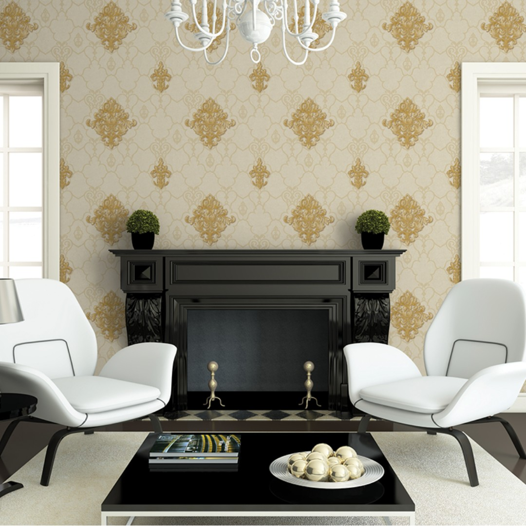 Johor Baru Korea Wallpaper Home Furniture Decor On Carousell