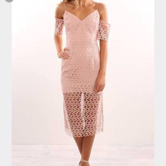 Keepsake the label- dress size small (8)