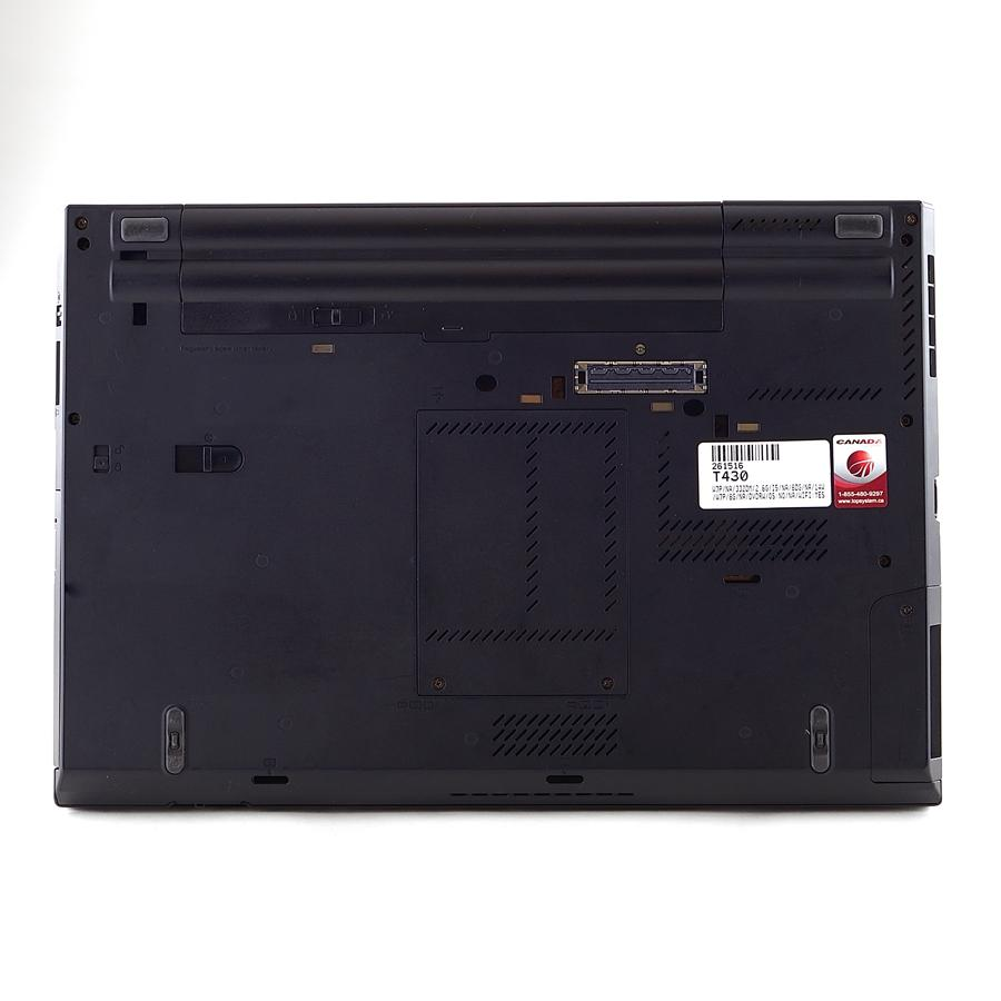 "Refurbished Lenovo Thinkpad laptop T430 i5 2.6GHz 8GB RAM 128GB SSD Win10 Home 14"" Warranty"