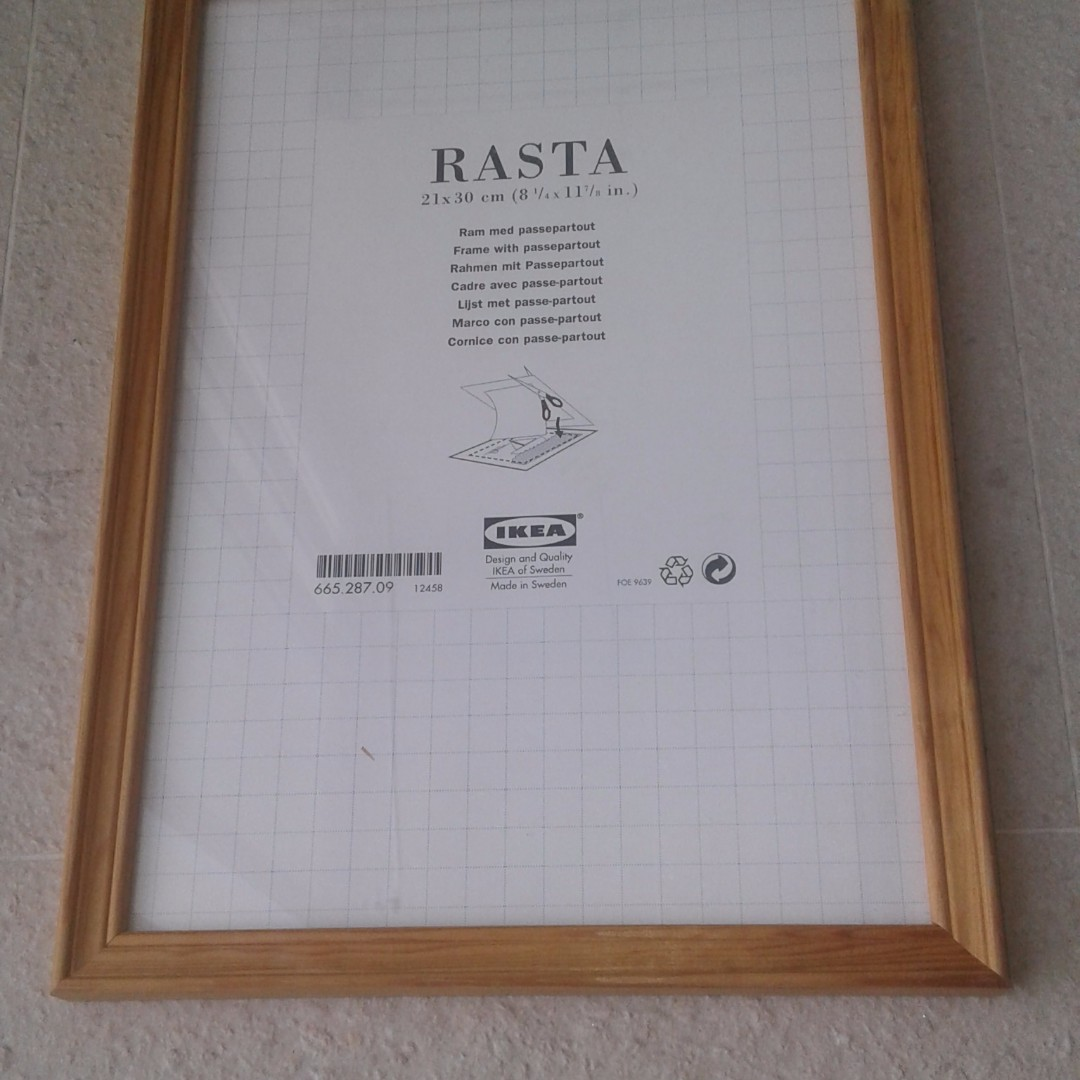 Ikea Poster Frame. Want To Hack Ikea Ribba Frames Paint The Mats A ...