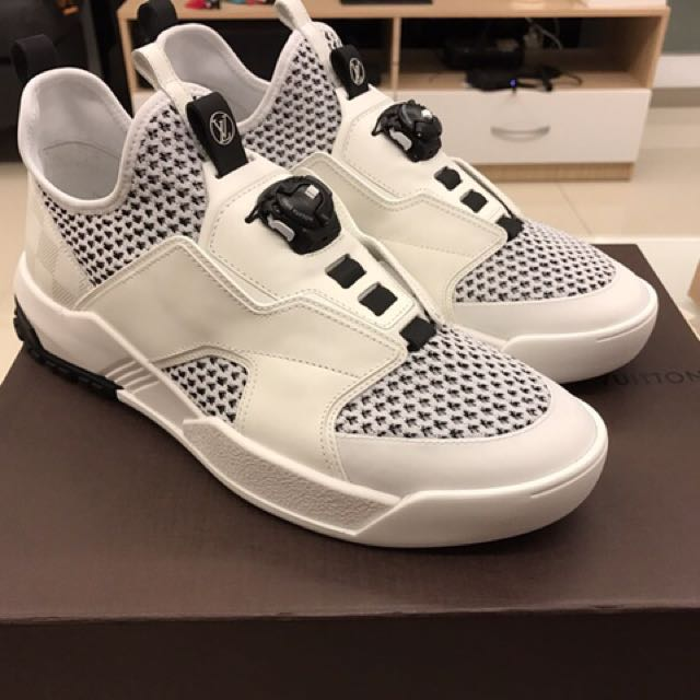 Louis Vuitton FUEL POWER 運動鞋LV 6號半