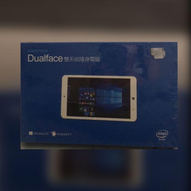 MD8050EW 8吋 DualFace雙系統隨身電腦 32GB