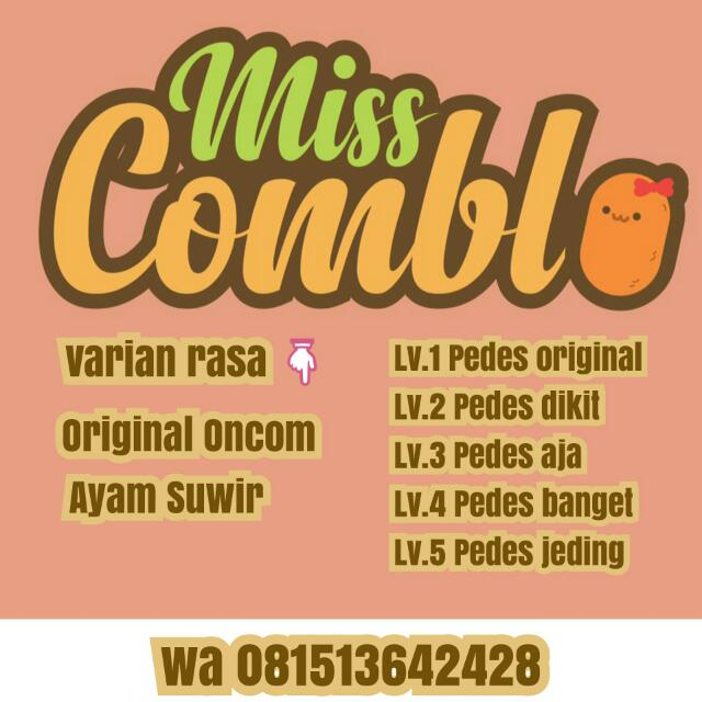 MissCombLo