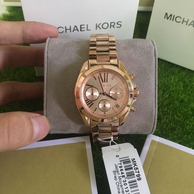Mk手錶 mk5799