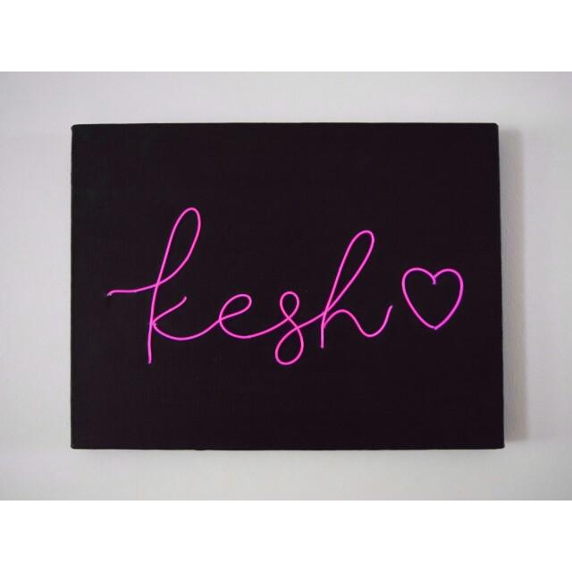 Neon Effect Board