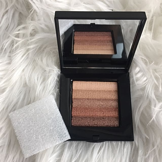 NEW full size Bobbi Brown shimmer brick compact in Beach