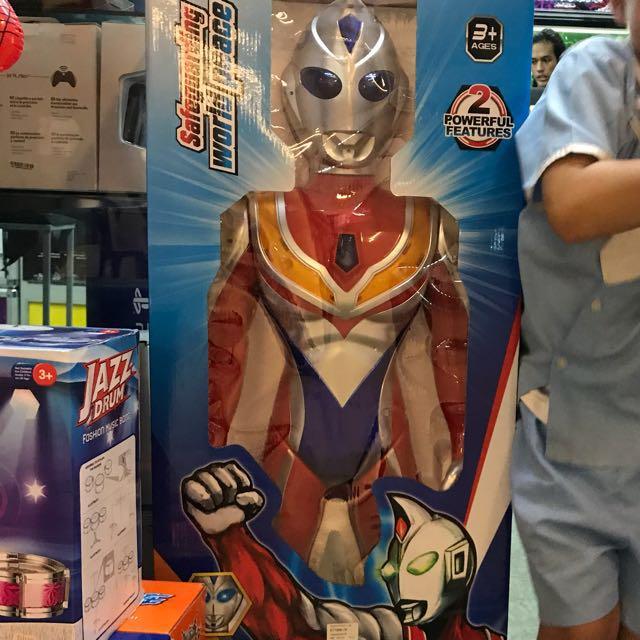 New Music Ultraman Toys Box