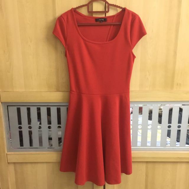 Nichii Crossback Dress