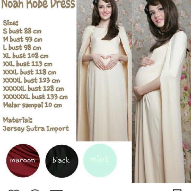 Noah robe dress beli di ig ratu_shopping