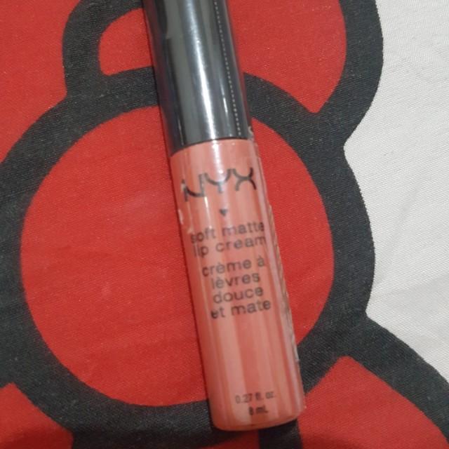 Nyx lip cream matte