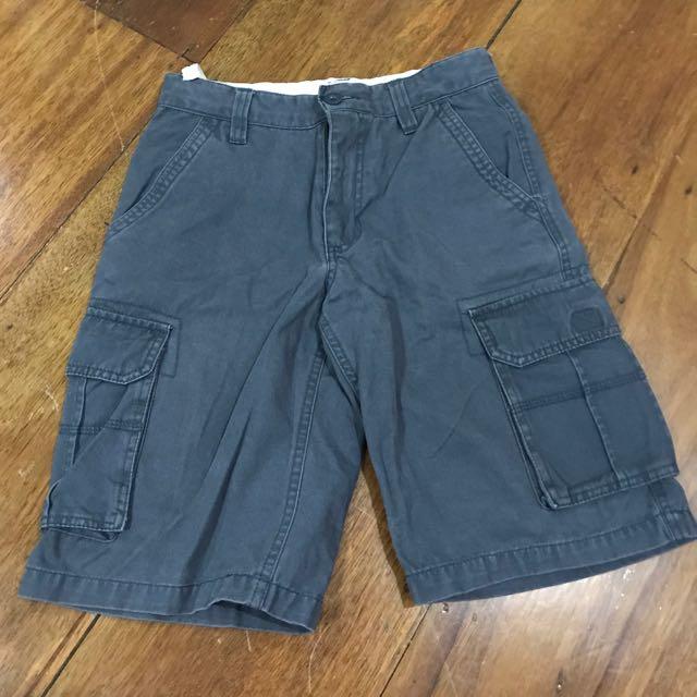 Old Navy carfo shorts size 12