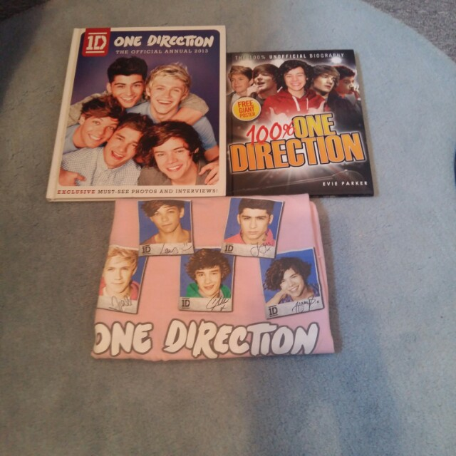 One Direction set