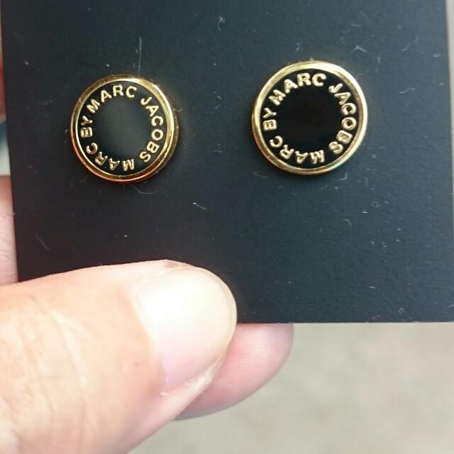 Orig marc jacobs stud earrings