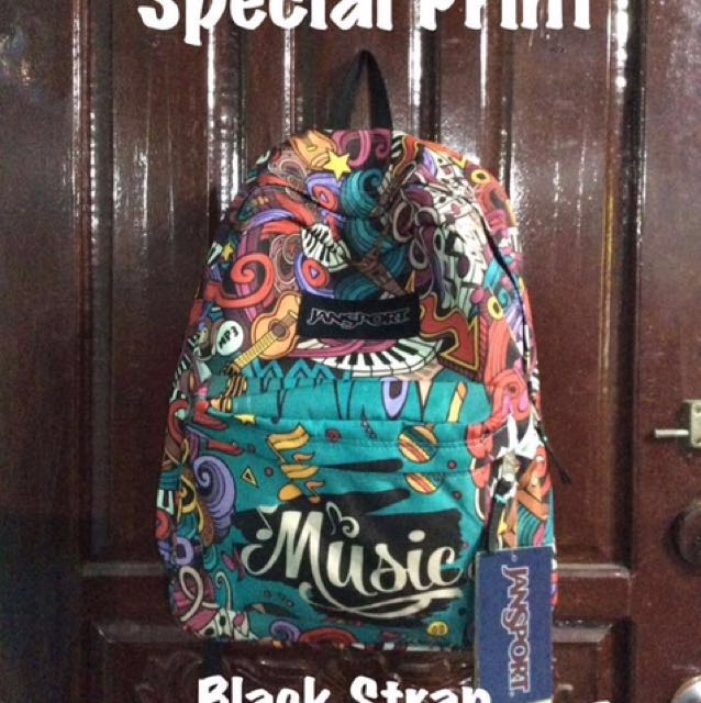 Original Jansport Special Print