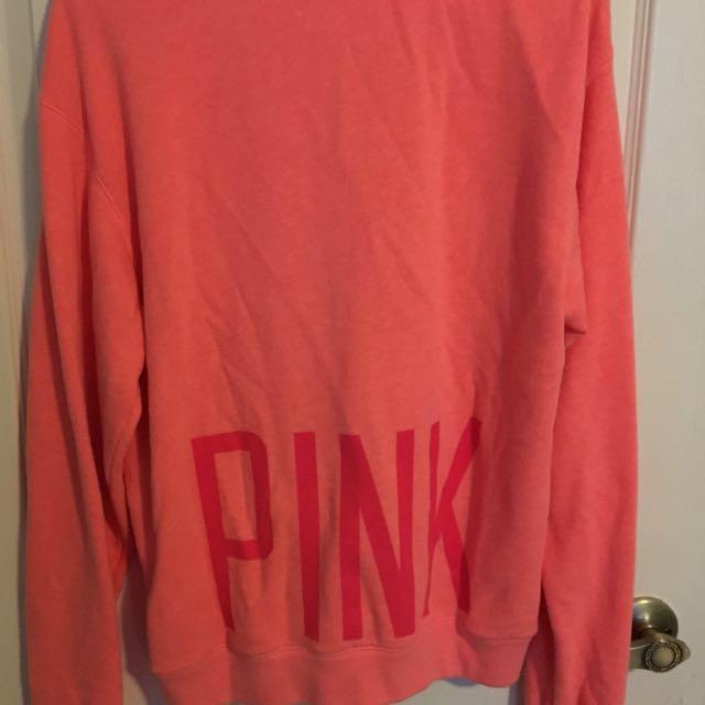 Pink Quarterzip