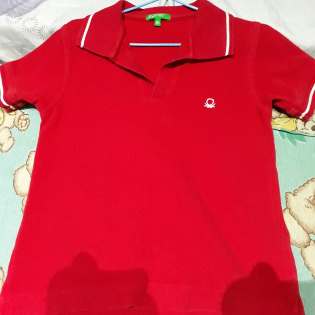 Polo shirt for toddlers