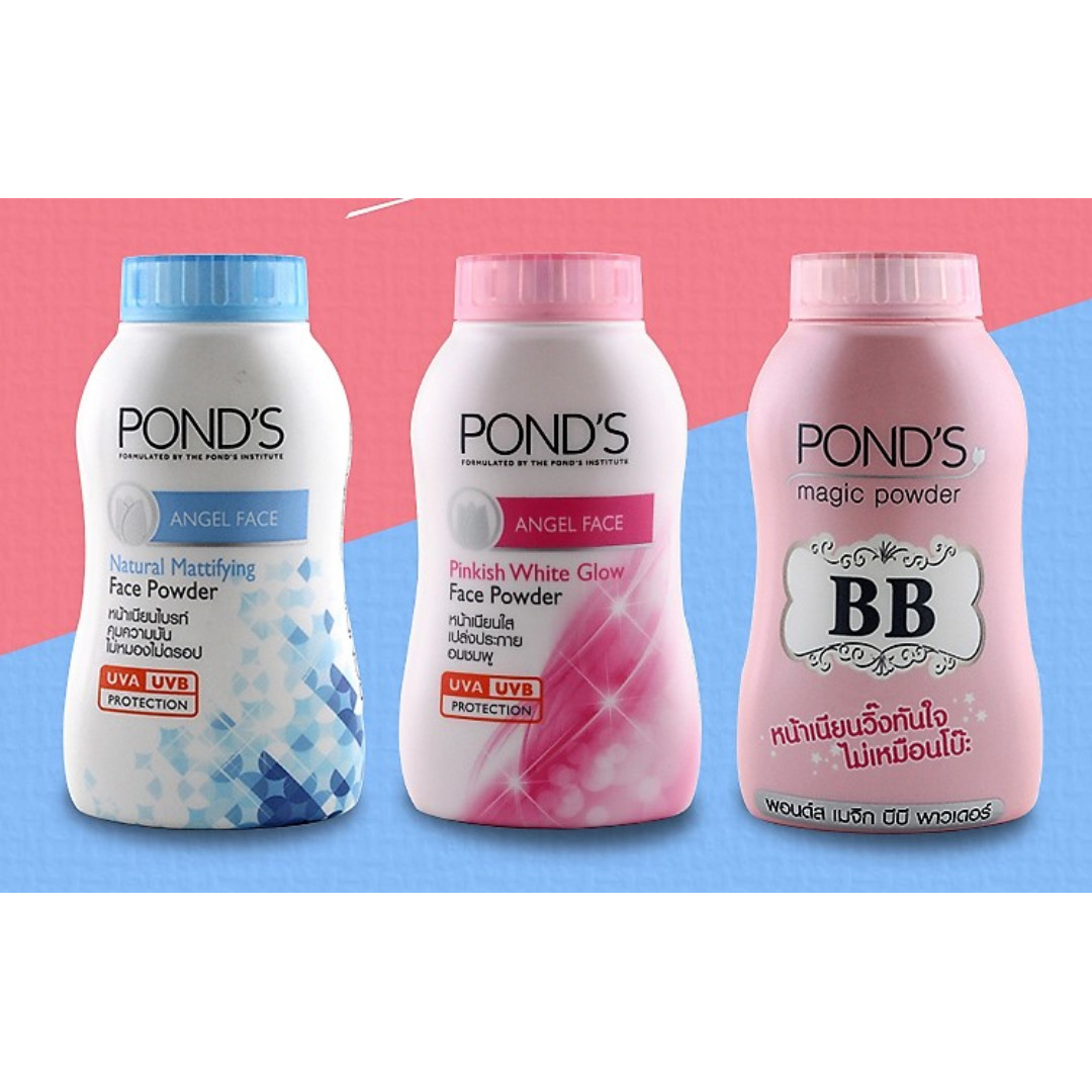 Pond 39 s magic powder products produk badan dan kecantikan for Ponds products