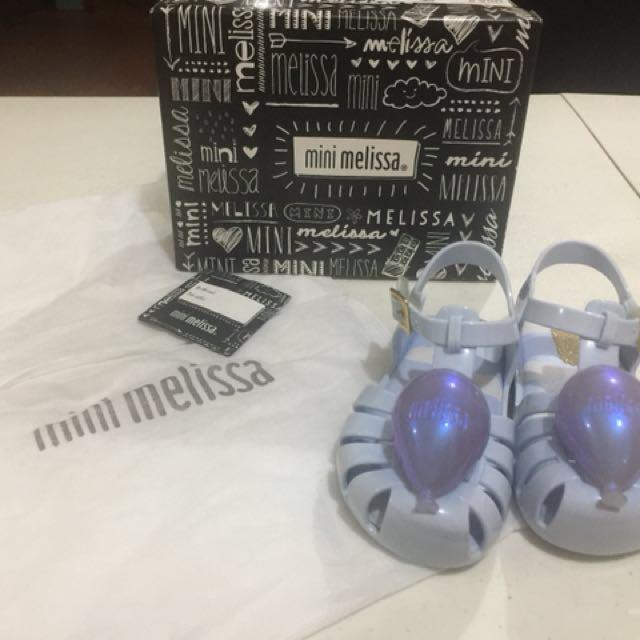Preloved Mini Melissa Aranha Balloon