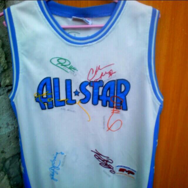 preloved signature jersey 10 to 14yo