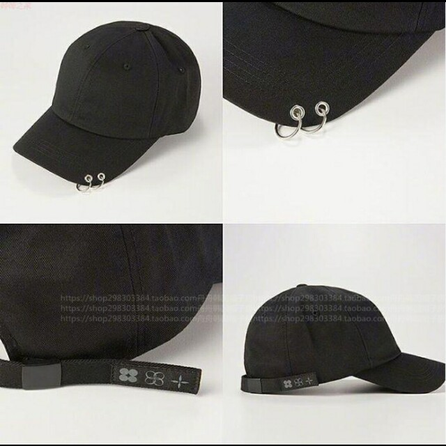 PREORDER BTS WINGS Merchandise Black Cap, undefined di Carousell