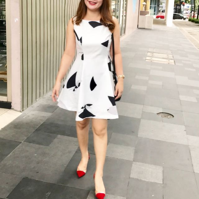 Pristine dress