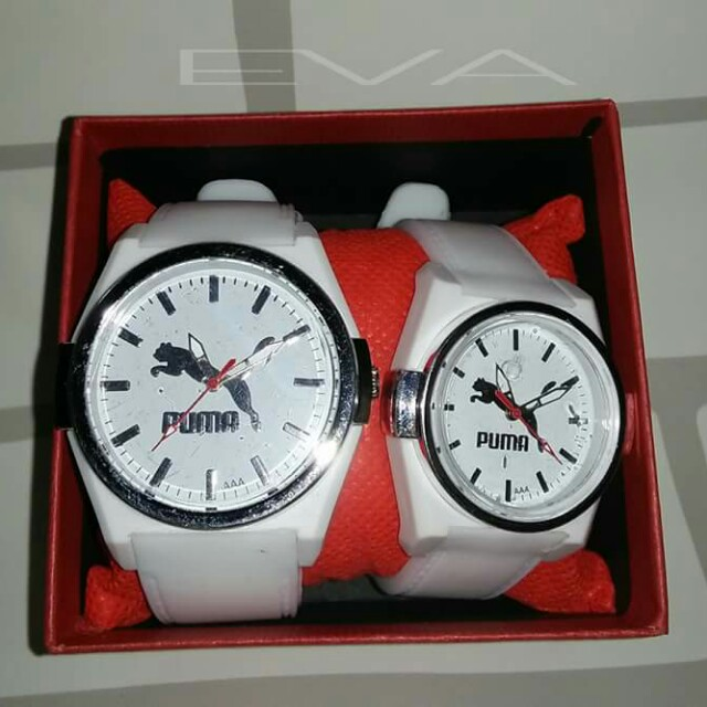Puma Couple Watch