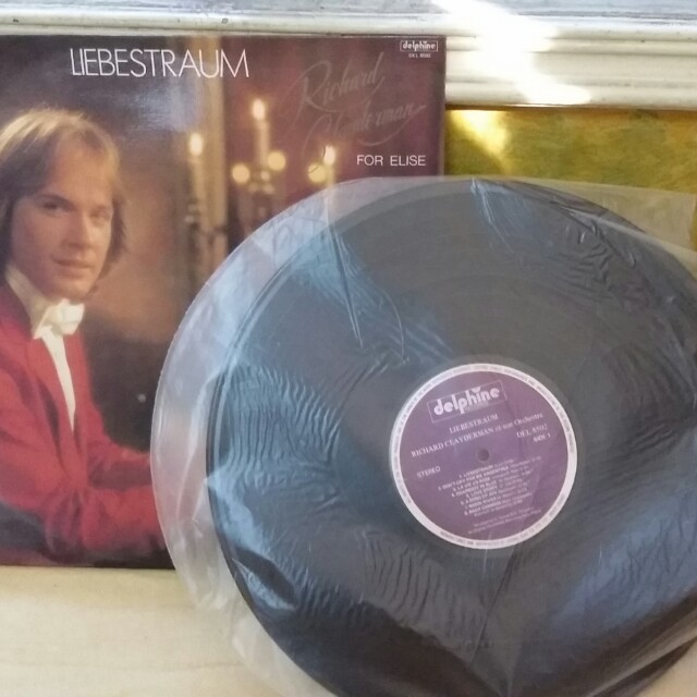 Richard Clayderman Vinyl
