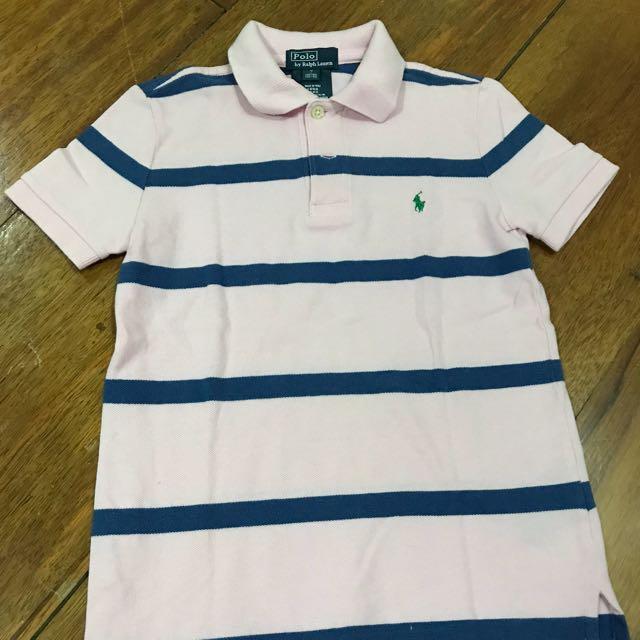 RL boy's polo shirt (size 7)