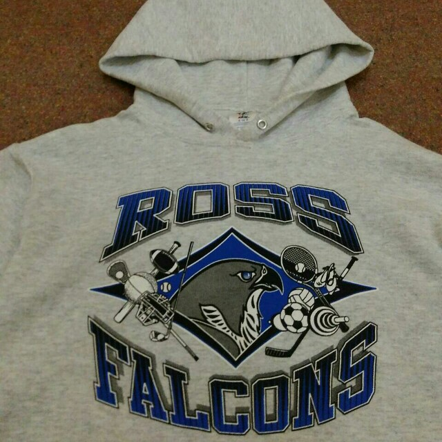 Ross falcons hoodie