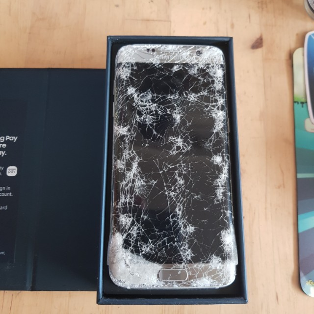Samsung S7 edge for parts