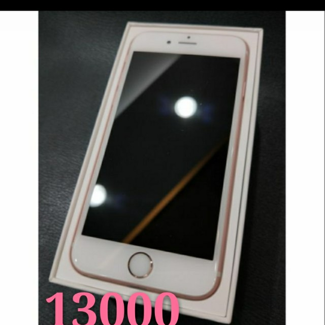 Second iPhone6S 64G Pink