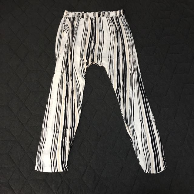 Seed drop crotch Pants Sz 12