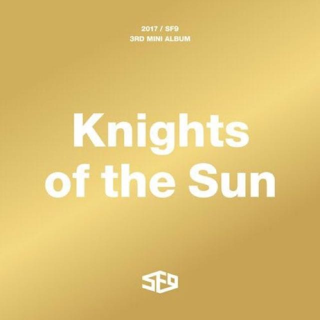 SF9 Knights Of The Sun