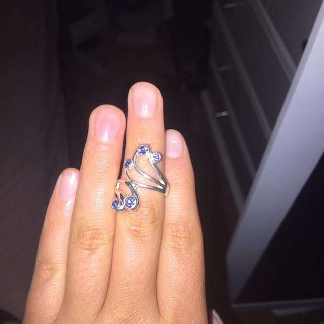 Silver Ring JUST PAY POSTAGE
