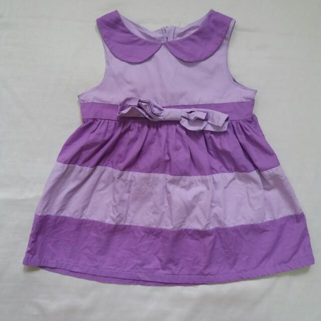 SM Brand Brand Lavander Dress