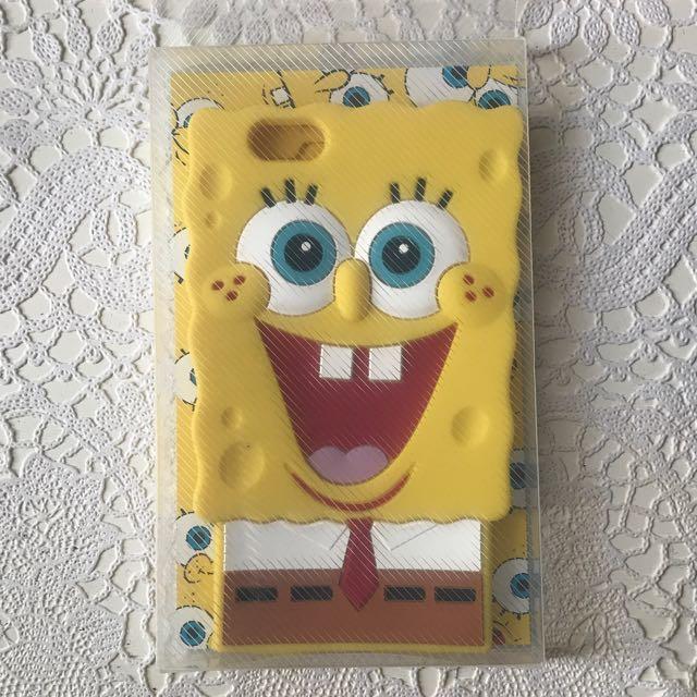 Sponge bob 海棉寶寶iphone 6plus 手機套