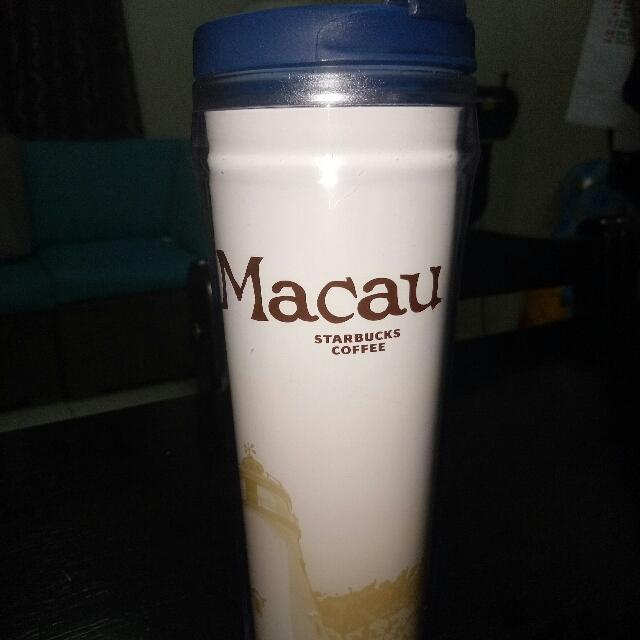Starbucks Tumbler(Macau)