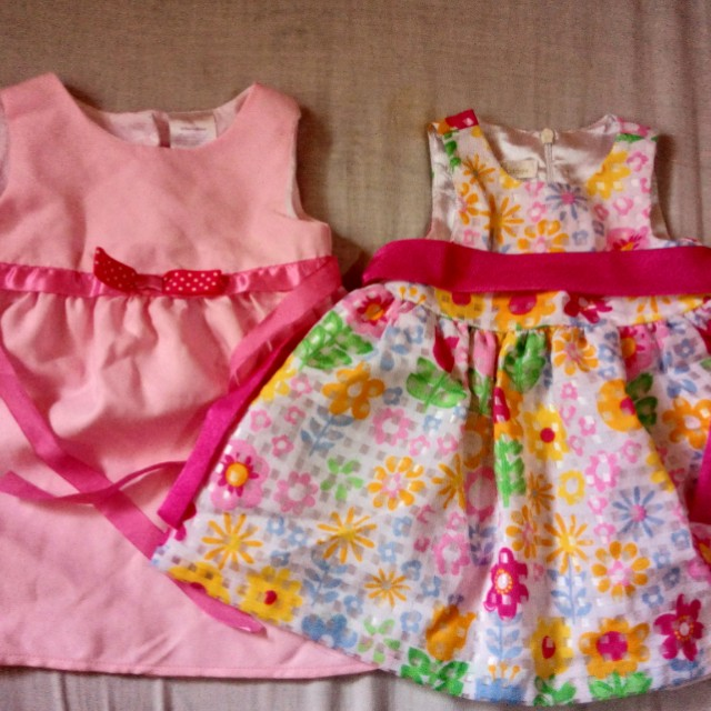 Sunday dresses for baby 3-9mos