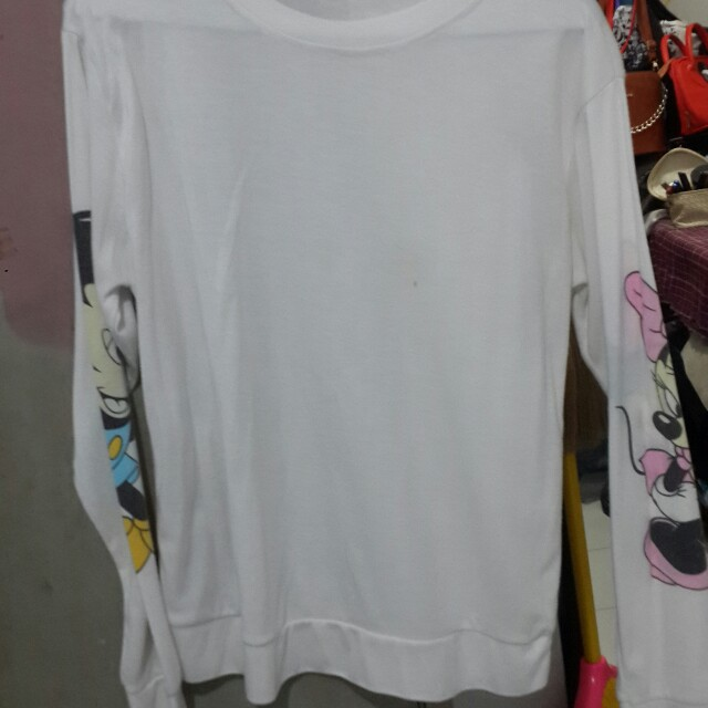 Sweater dessy minnie mouse
