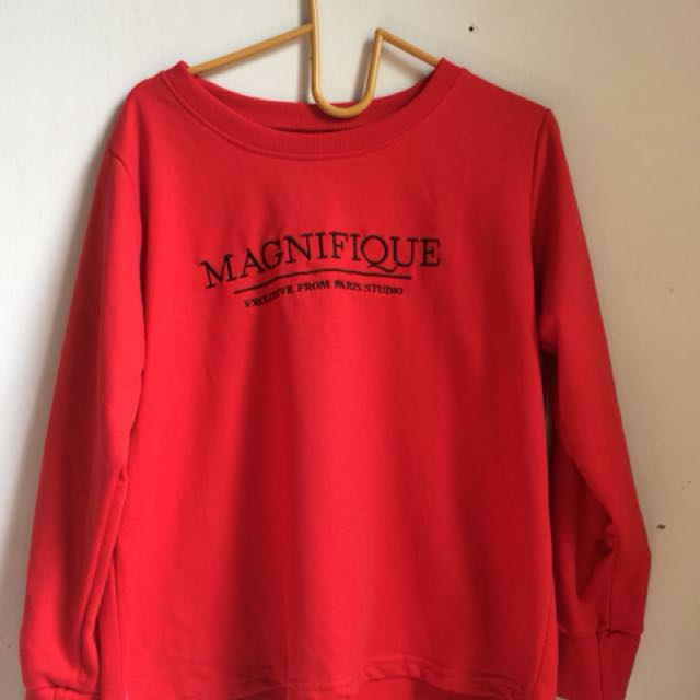 sweater maqnifique