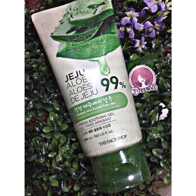 The Face Shop Aloe Vera Tube