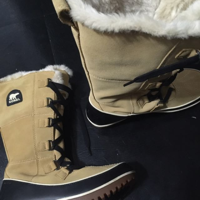 Tivoli High curry winter boots - SOREL