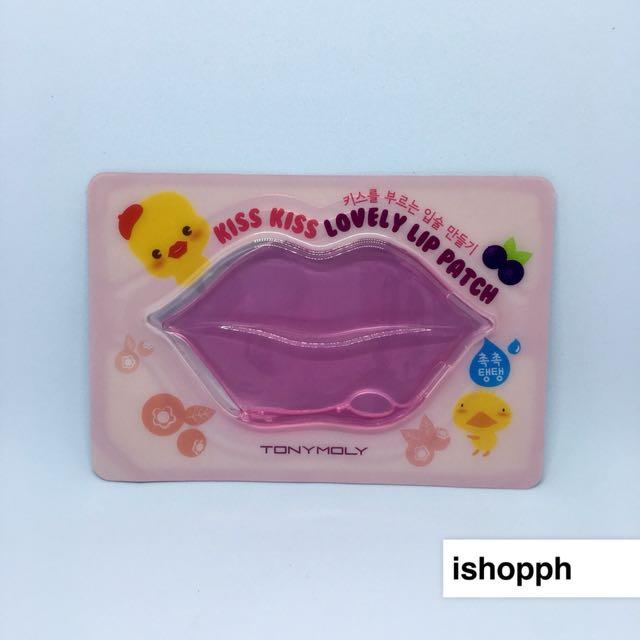 Tony Moly Lip Patch