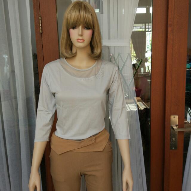 Top And Pants (Boleh Terpisah)