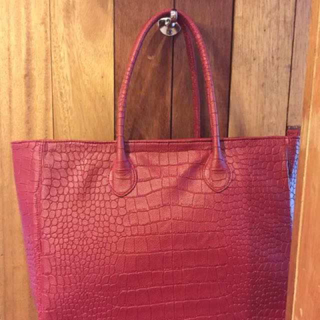 Tote bag croc bag low price!