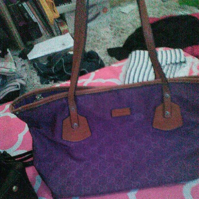Tote Bag Gucci