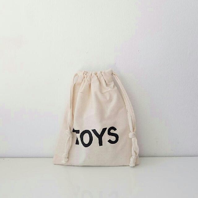 Toys Canvas Bag