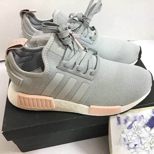 93727ad14ac8c Uk5.5  BN Authentic Adidas NMD R1 Offspring Vapour Grey