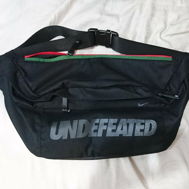 Undefeated X Nike Messenger Bag